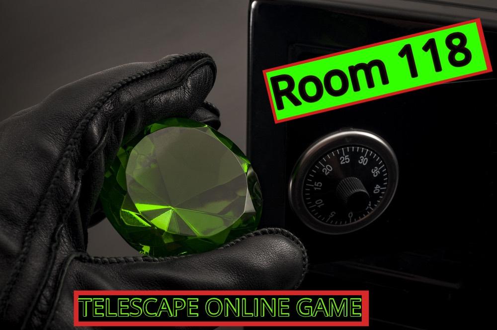 Room 118 Online Game