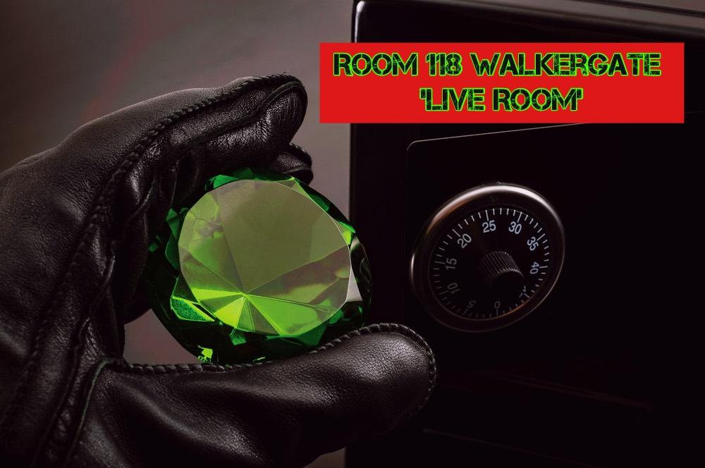 Room 118 Walkergate