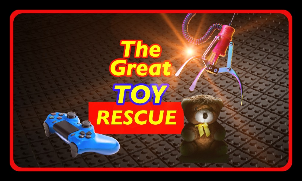 The Great Toy Rescue